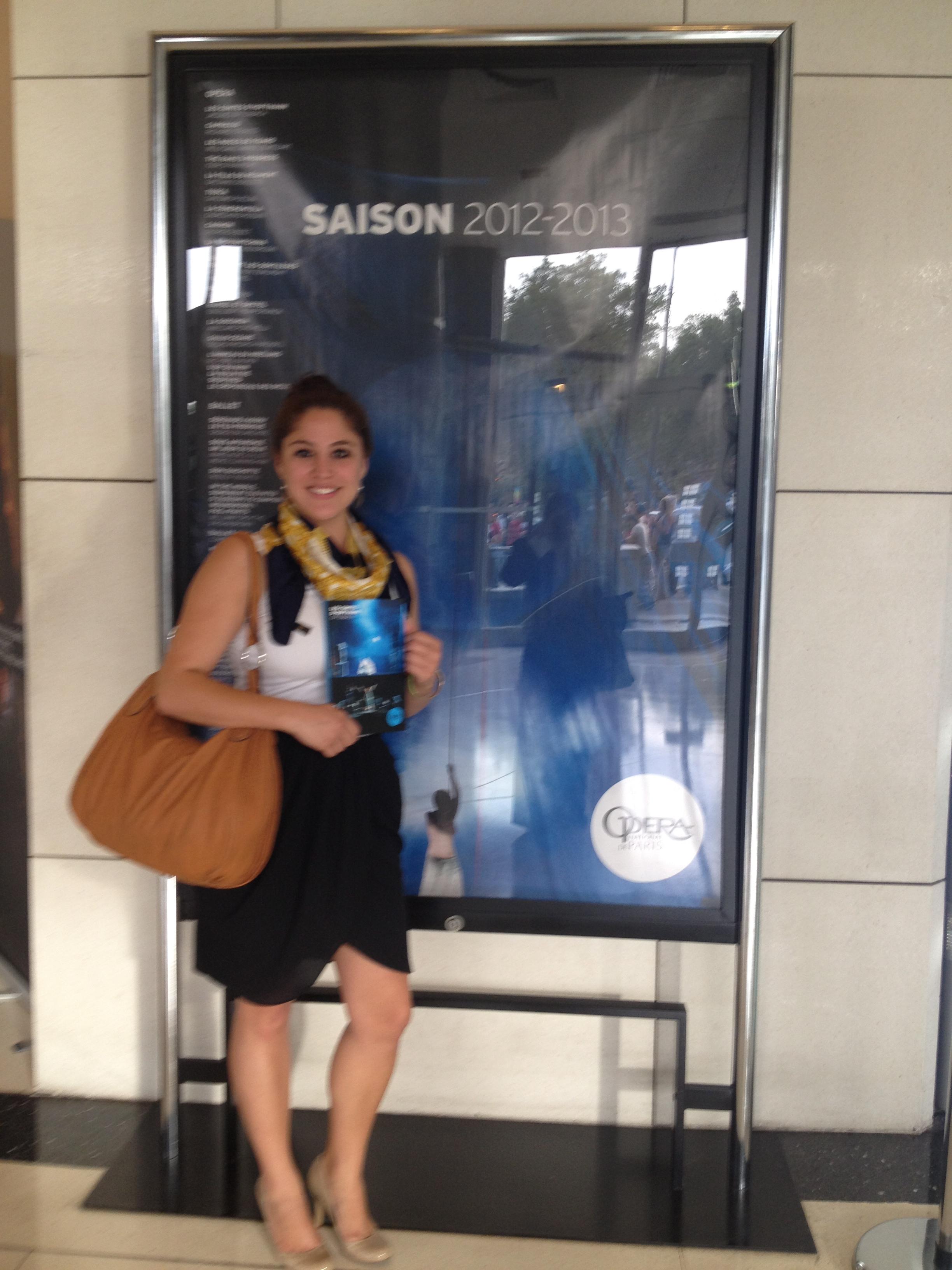 Season 2012-2013 Opera Bastille