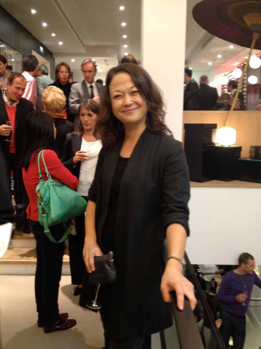 Héloïse Mérat - commercial director for Compagnie Francaise de l'Orient et de la Chine
