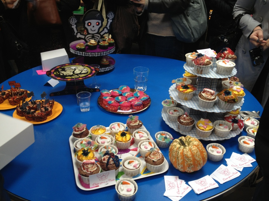 Cupcake Camp Charity Event 80, quai de Jemmapes 75010 Paris Make-a-wish France