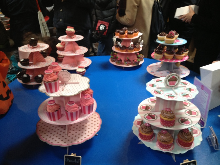 Cupcake Camp Paris 2012