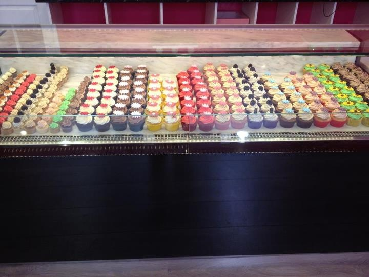 Cupcake Lovers in Paris 75017 11, rue d'Armaille cupcakes paris