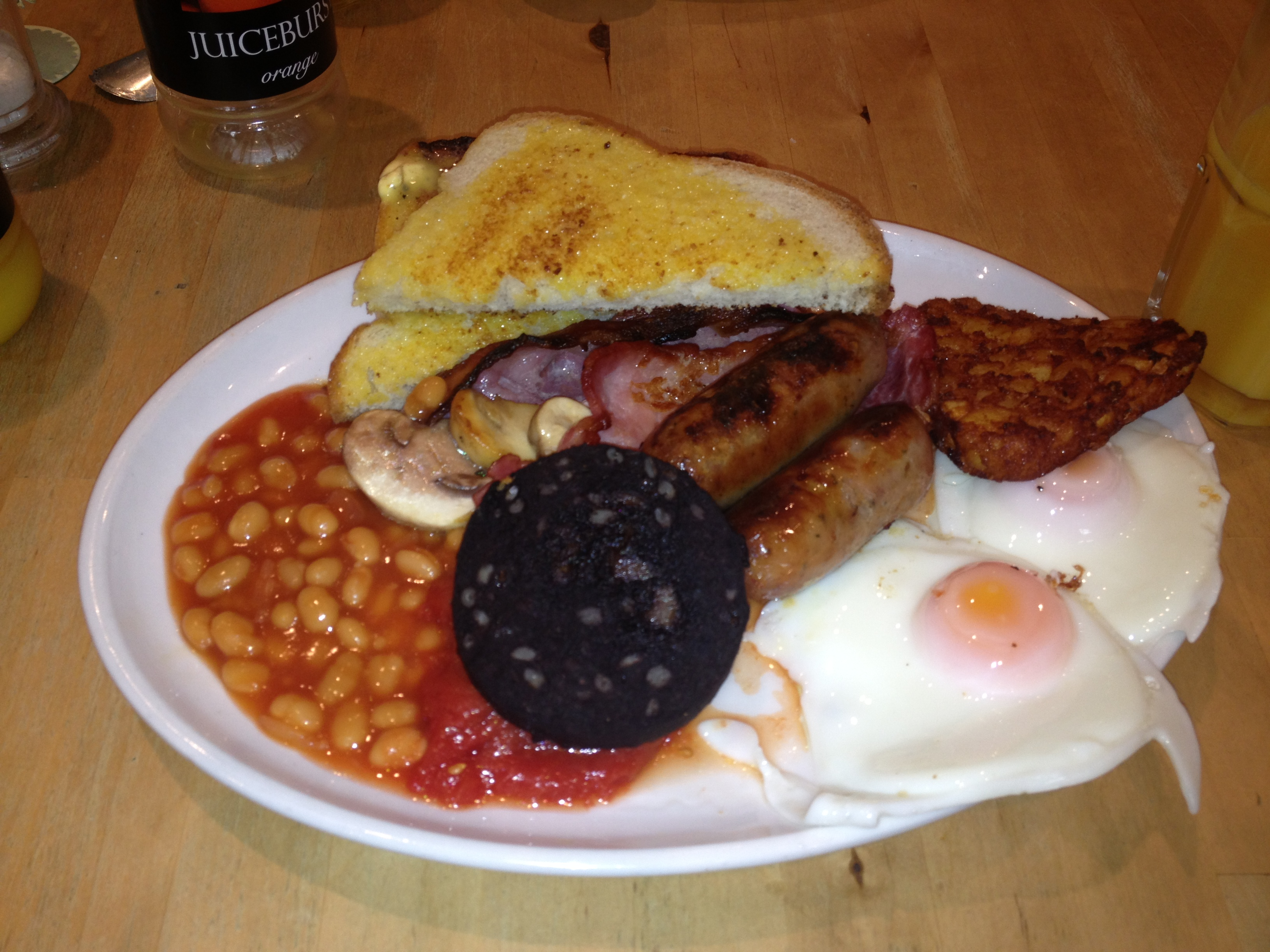 full english breakfast what is an english breakfast