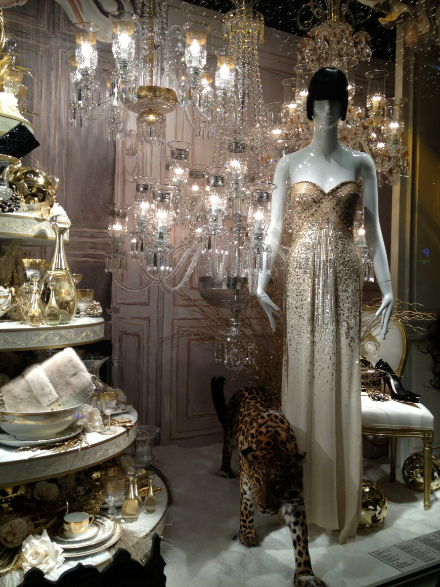 dior printemps vitrines 2012 decembre noel paris window displays department stores hausmann