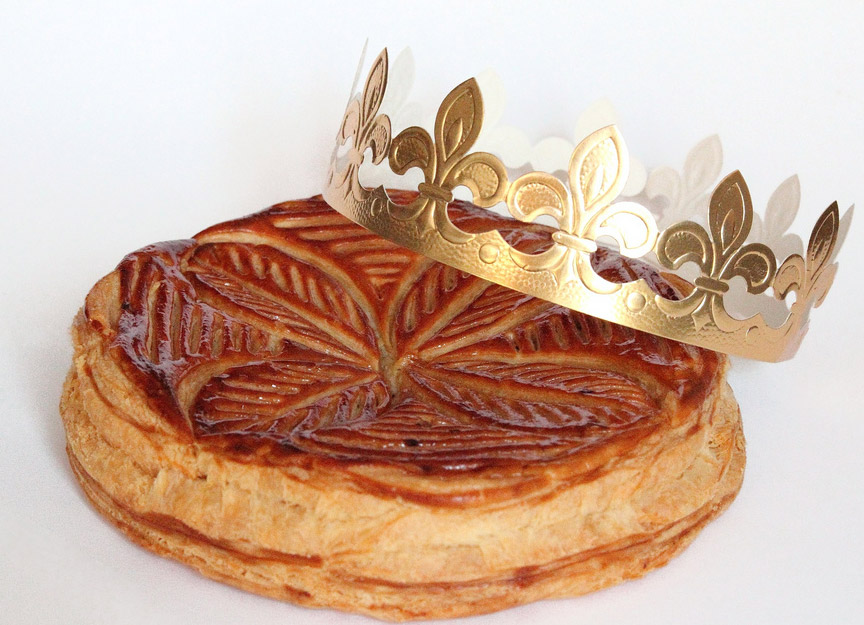 France Galette des Rois three kings day la fete des rois