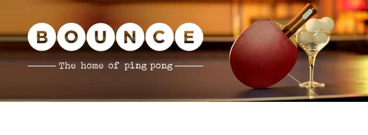 Bounce ping pong bar london