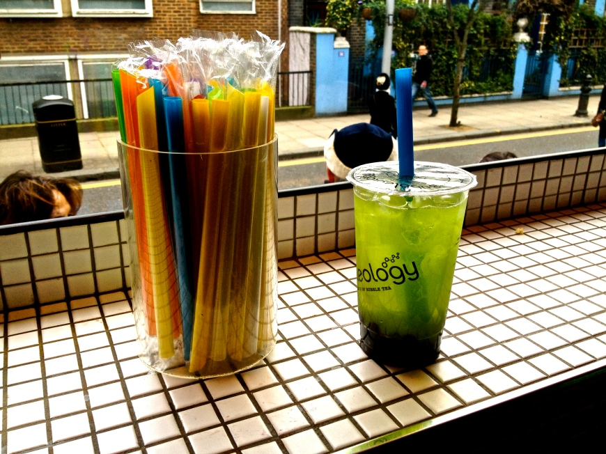 Bubbleology London Notting Hill Boba tea singapore