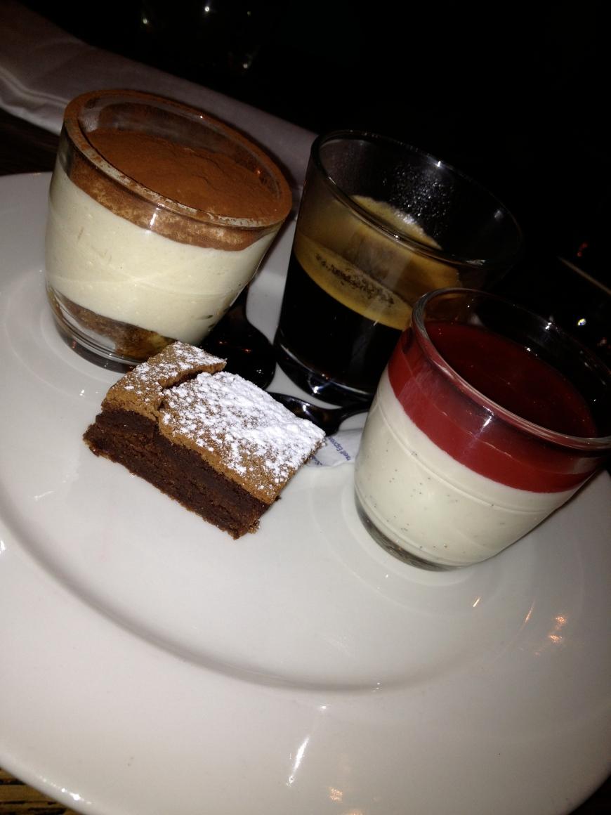 Cafe gourmand Le Stand Restaurant Montparnasse 14e arrondissement Edgar Quinet Restaurant americain italien