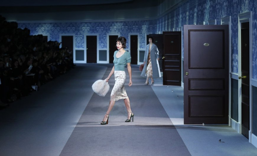 Louis Vuitton Paris Fashion Week 2013 ready to wear collection