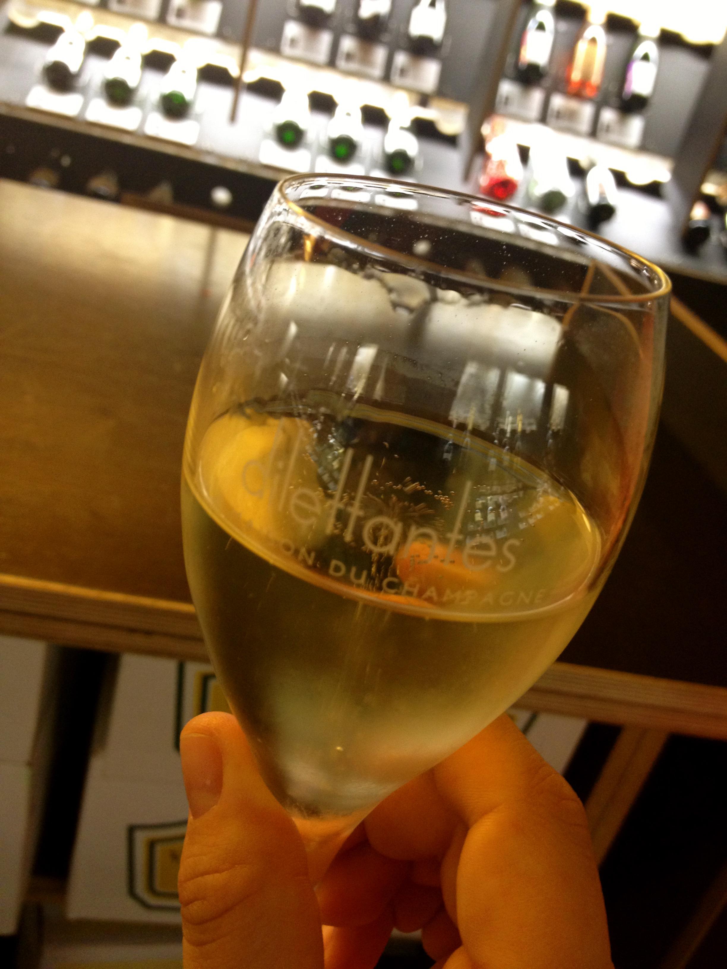 dilettantes la maison du champagne paris