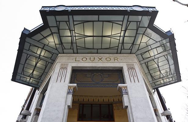 Le cinéma Louxor paris 75010 barbes 10e arrondissement