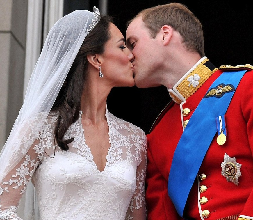 kate middleton Will and Kate second anniversary 2nd anniversary prince william royal wedding