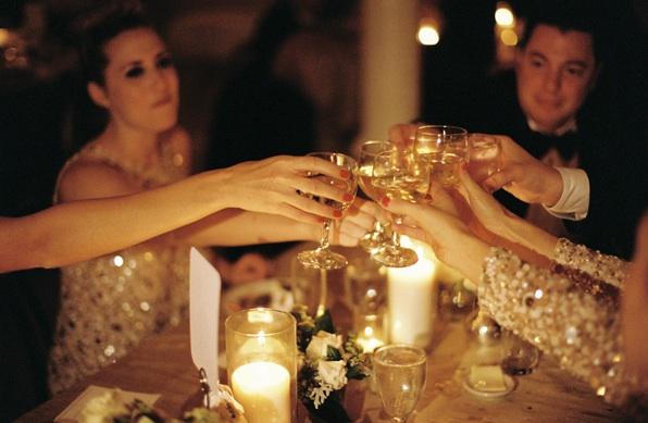 toast champagne plaza athenee