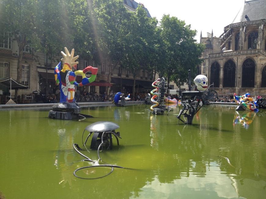 centre pompidou museum paris contemporary art