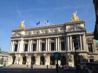 opera paris garnier palais operahouse