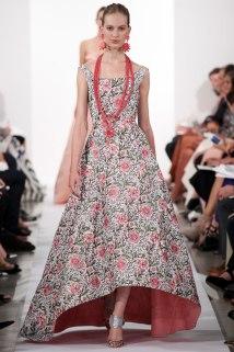 oscar de la renta new york fashion week spring/summer collection 2014