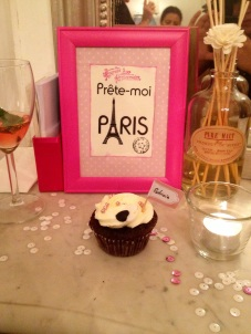 prete-moi paris patricia parisienne melissa ladd soiree 4th anniversary birthday pink blog paris france