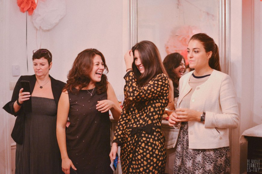 ella coquine patriciaparisienne paris blog bloggers prete-moi paris soiree party anniversary 4th
