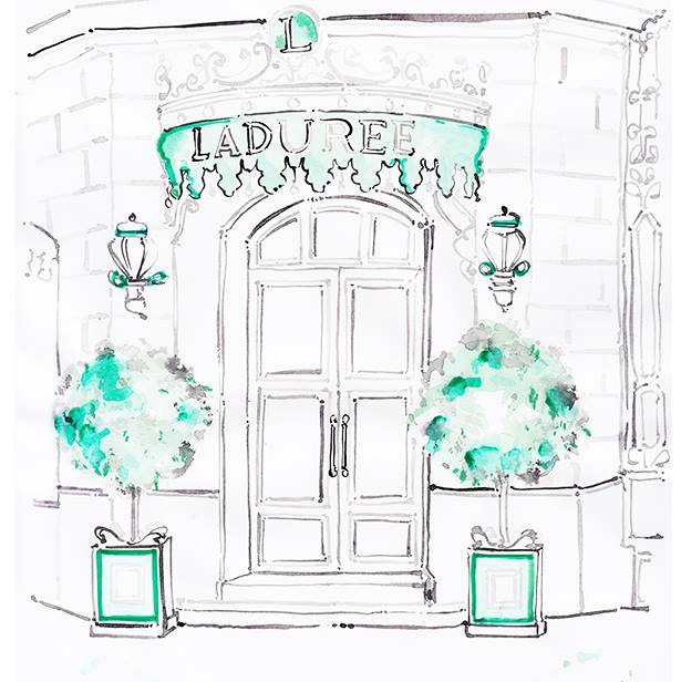 laduree kerrie hess illustrations