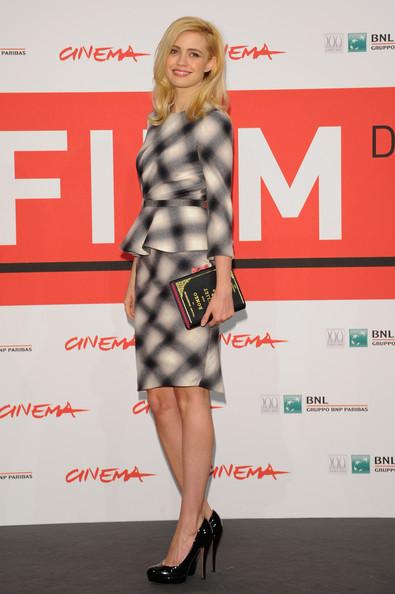 L'attrice Natalie rapti gomez alla prima del suo Film Romeo e Giuliette