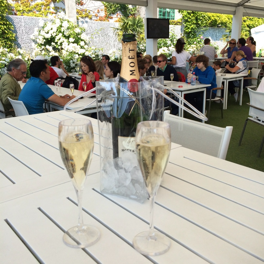 roland garros tennis french open moet and chandon champagne france