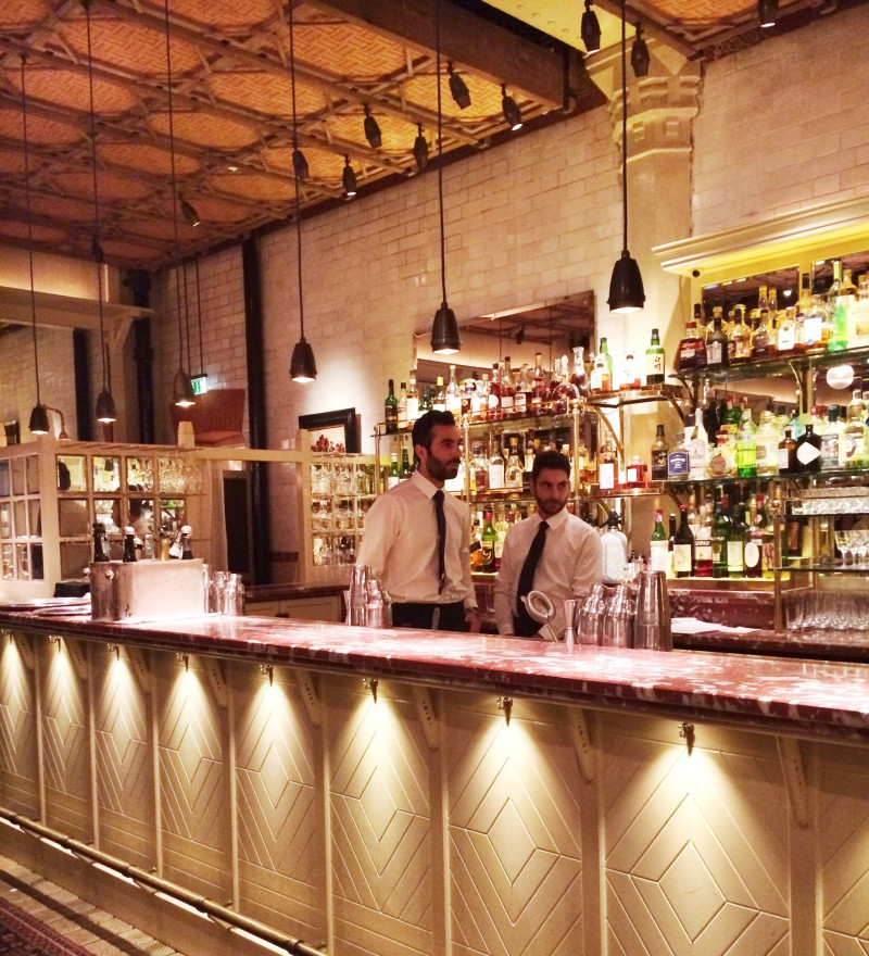 the chiltern firehouse bar london andre balazs