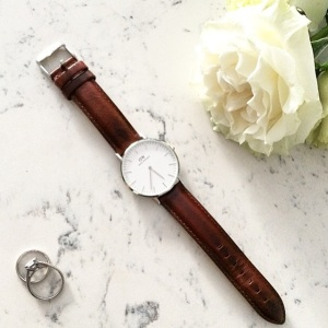 classic st. mawes lady silver daniel wellington watches patriciaparisienne