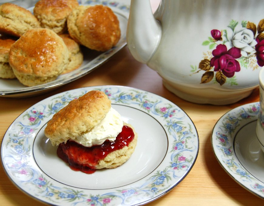 scones english high tea england uk london great britain patriciaparisienne recipes summer
